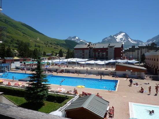 Appartement les deux alpes 38860 4 5 personnes for Piscine 2 alpes